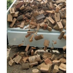 Kiln Dried Hardwood Logs (1.5 Cubic Metres - Tipped)